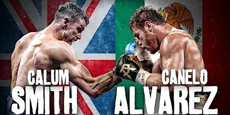 ONLINE-StrEams@!.Canelo Alvarez V Callum Smith FIGHT LIVE ON 19 Dec 2020 tickets