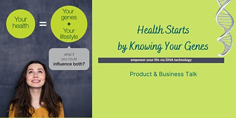 Health Starts by Knowing Your Genes tickets