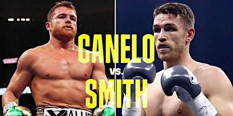 FIGHT@!!..@Canelo Alvarez V Callum Smith LIVE ON 19 Dec 2020 tickets