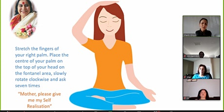 Sahaja Yoga Online Meditation tickets