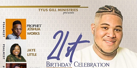 Tyus 21st Birthday Concert! tickets