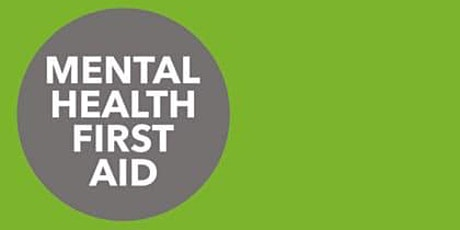 Mental Health Aware (Half day Mental Health First Aid Training) tickets