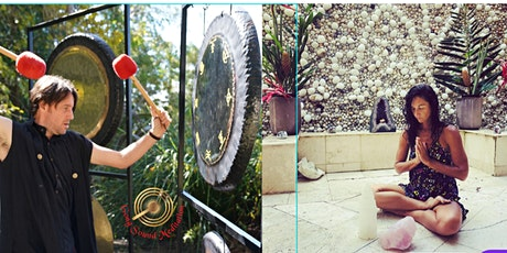Gong Bath & Yin Yoga Full Moon Ceremony -  Palmwoods tickets