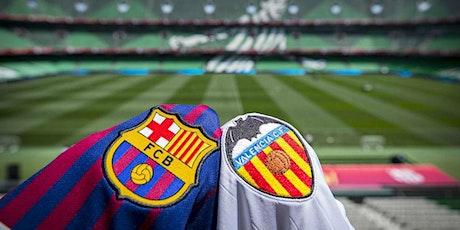ViVO!!.-@Barcelona v Valencia E.n Viv y E.n Directo ver Partido online 19 entradas