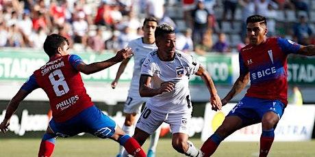 TV/VER.-Colo-Colo v U. Católica E.n Viv y E.n Directo ver Partido online 19 entradas