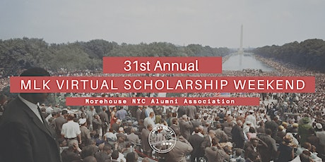 31st Annual Martin Luther King Jr. Scholarship Weekend tickets