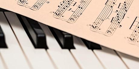 Dementia Socials: Pondering the Piano entradas