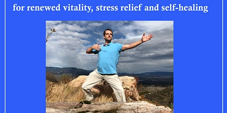 Qi Gong for stress relieve and revitalization tickets
