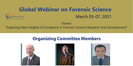 Forensic Science 2021 tickets