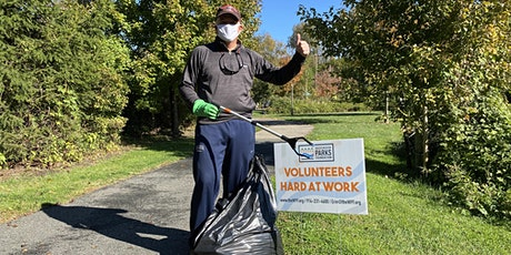 Litter Removal on the Bronx River Reservation tickets