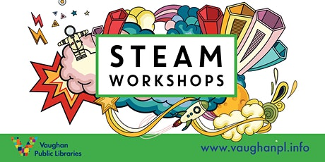 STEAM Workshops: Crime Scene Lab(Bilingual English and French) tickets