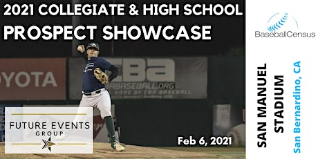 2021 Collegiate & High School Prospect Showcase tickets