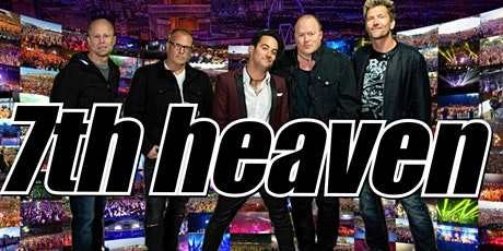 A Socially Distant Show with 7th Heaven tickets