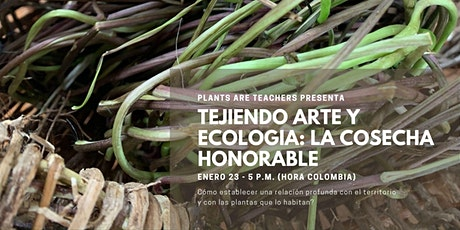 Tejiendo Arte y Ecología, La Cosecha Honorable tickets