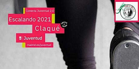 Bailando por 2021. Masterclass Claqué. tickets