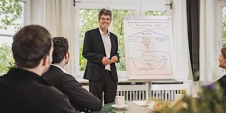 Online-Infoabend zur AusbildungNLP Systemisches Coaching Tickets