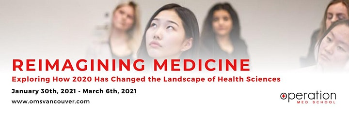 Operation Med School Vancouver 2021: Webinar Series image