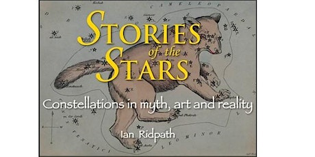 Stories of the Skies – Constellations by Ian Ridpath tickets