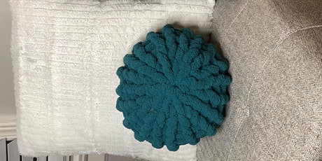 Chunky Pillow Virtual Workshop with Craft Happy tickets
