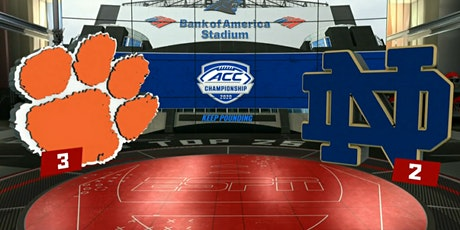 StREAMS@>! (GAME)-ACC Football Championship LIVE ON 19 DEC 2020 tickets
