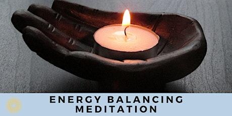 Energy Balancing Meditation Group (Via Skype) tickets