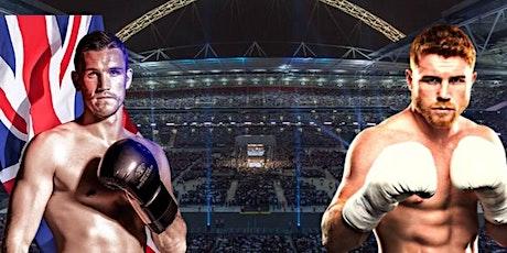 TOTAL SPORTEK]...!! Smith v Canelo LIVE ON Boxing 19 Dec 2020 tickets