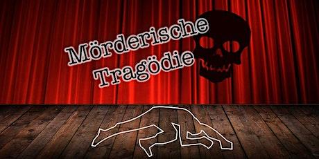 """Schnüffel-Kriminalfall """"Mörderische Tragödie"""" am 10.04.2021 Tickets"""