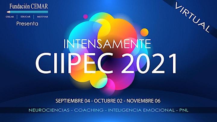 Imagen de CIIPEC 2021 - INTENSA MENTE (SEPT. 4 - OCT. 2 - NOV. 6) - V. MARZO
