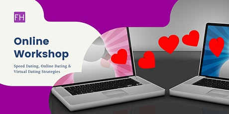 Speed Dating, Online Dating & Virtual Dating Success Strategies tickets