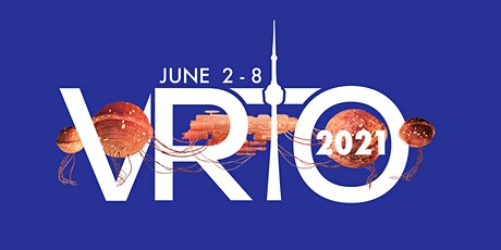 VRTO 2021 Virtual Reality & Augmented Reality World Conference tickets