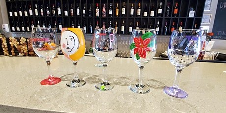 New Years Wine Glass Painting tickets