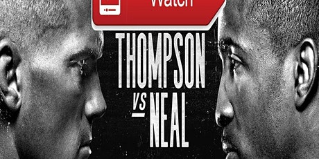 LIVE@!!..@UFC Fight Night: Thompson v Neal LIVE ON 19 Dec 2020 entradas