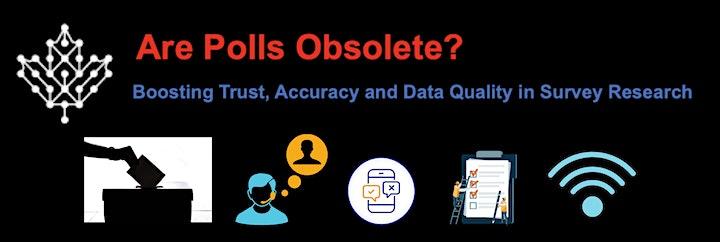 Are Polls Obsolete? - MRIA January Seminar image