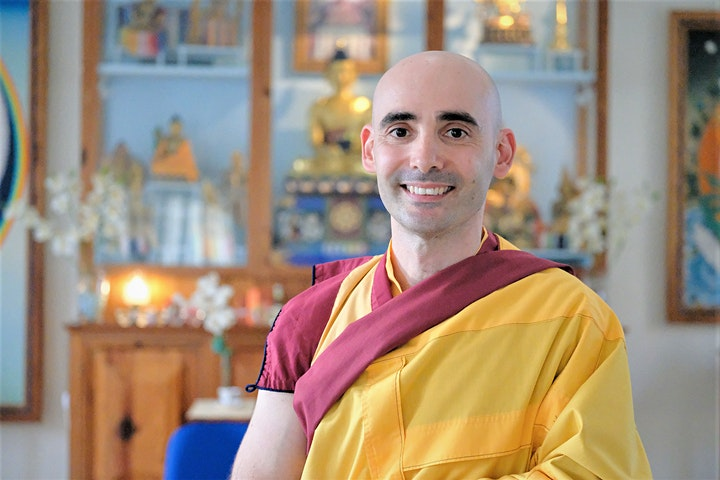 Learn to Meditate: Thu Evening Meditation Classes (in-person & online) image