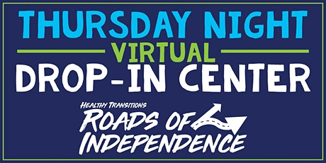 Thursday Night Virtual Drop-In Center tickets