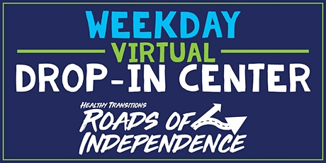 Weekday Virtual Drop-In Center tickets