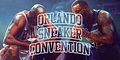 Orlando Sneaker Convention tickets