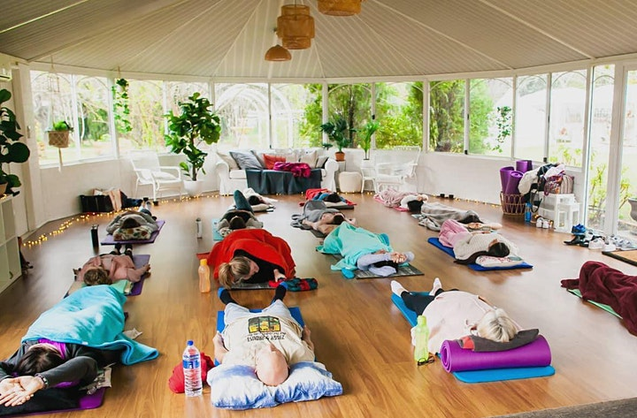 Yoga and Sound Healing Retreat - Balancing  your Heart Chakra image