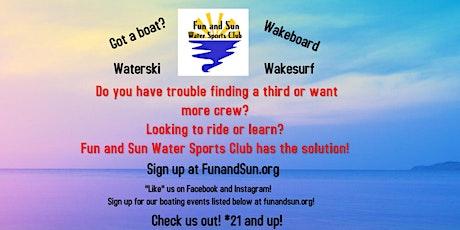 Delta Ride, Surf and Ski ~ August 6-8, 2021 tickets