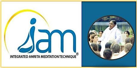 Virtual IAM®- 35  Integrated Amrita Meditation Course tickets