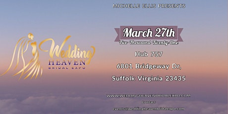Wedding Heaven Bridal Expo | Hampton Roads Wedding tickets