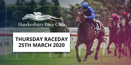Raceday: Thursday 25th March tickets