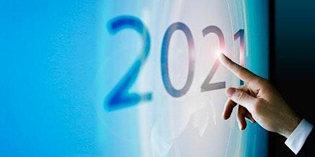 ¿Cómo ser más innovador en el sector asegurador para 2021? bilhetes
