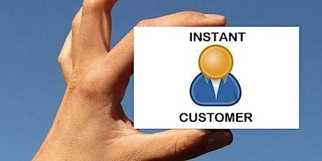 Instant Customer Blueprint Event tickets