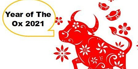 Chinese Year of the Metal Ox 2021 tickets