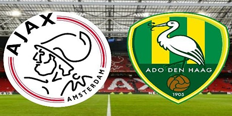 StrEams@!.AJAX - ADO DEN HAAG LIVE OP TV 20 DEC 2020 tickets