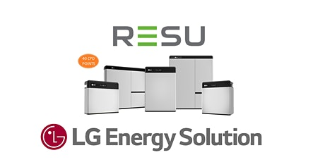 LG Energy Solution Australia - RESU Gen2 installer training webinar tickets