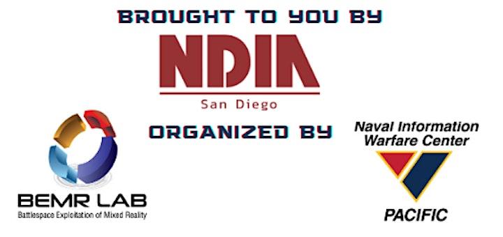 NDIA SD TEAR 3M AR/VR 2021 CONFERENCE(Virtual)-Individual Registration image