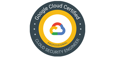 SECURITY IN GOOGLE CLOUD PLATFORM tickets