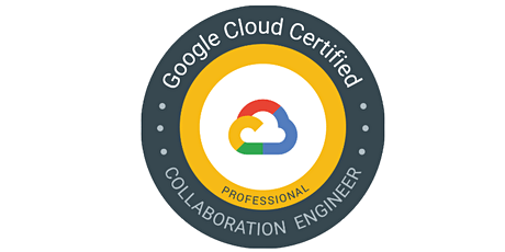 GOOGLE CLOUD CERTIFIED - PROFESSIONAL COLLABORATION ENGINEER tickets